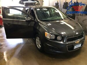 2016 Chevrolet Sonic LT AUTO AIR HEATED SEATS BLUETOOTH REMOTE S