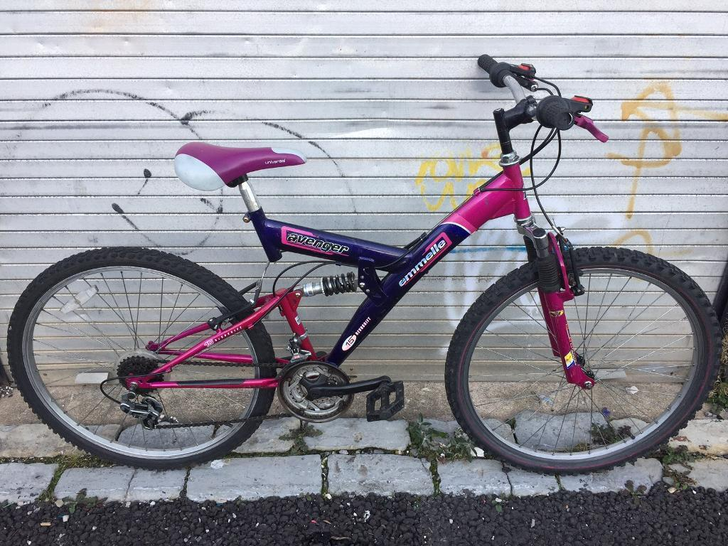 Emmelle Avenger mountain bike