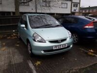 Honda jazz autometic 2003
