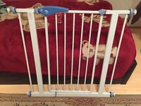 Childrens safety gate