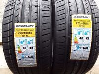 Part worn tyres/ new & used tyres / Vairaty of sizes available
