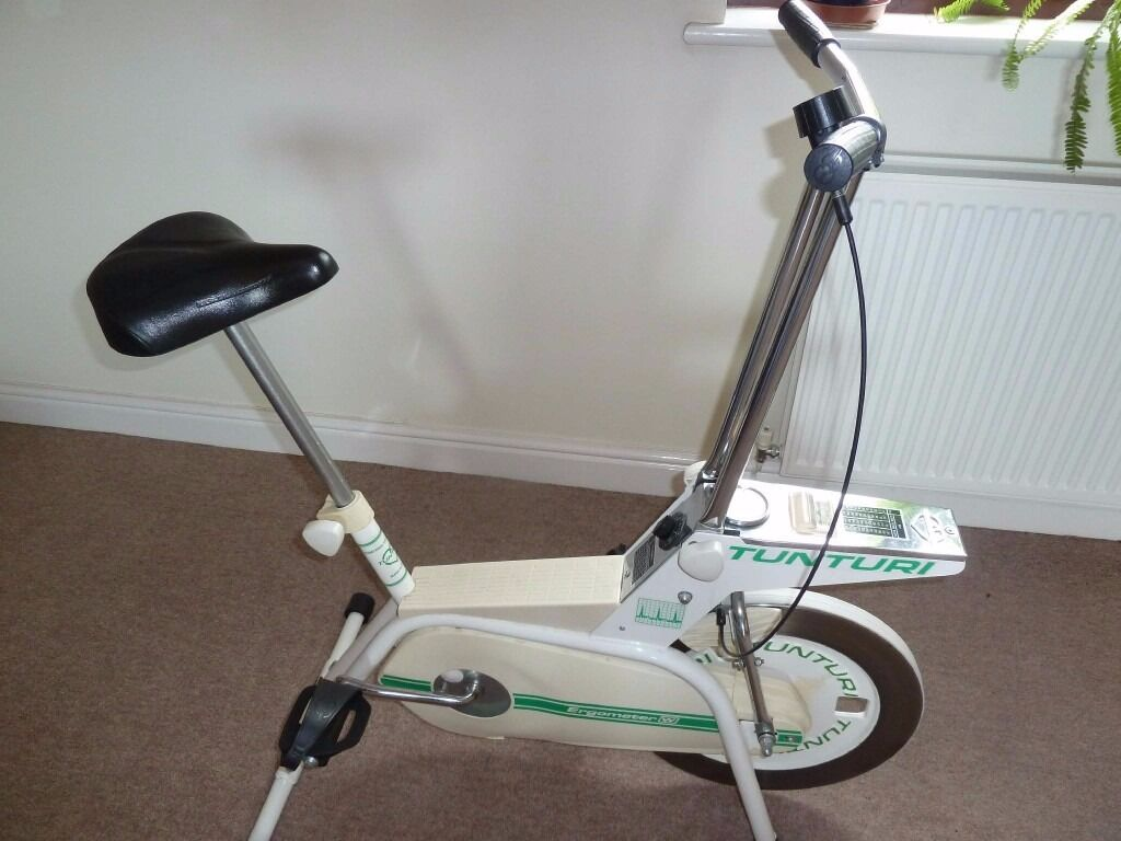 Tunturi Exercise Bike Cycle In Newport Gumtree