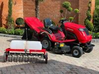 """Countax C60 Ride on mower - 42"""" deck - lawnmower / Scarifier / Westwood / John Deere"""