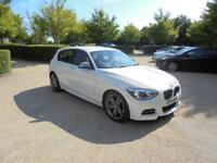 BMW 1 Series M135I 2014 (white) 2014