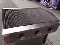 FLAME BBQ COMMERCIAL FASTFOOD MEAT GRILL MACHINE CATERING TAKEAWAY DINER SHOP STEAK OUTDOORS CAFE