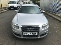 Audi A6 AVANT 2.0 TDI S Line 5dr automatic immaculate condition full service history