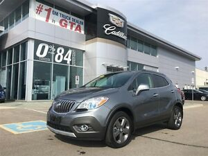 2014 Buick Encore Leather* 32,000KM *Clean