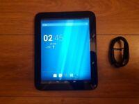 Hp Touchpad 9.7 inc Glossy Black