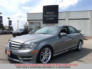 2013 Mercedes-Benz C300 4MATIC NAVIGATION | SUNROOF | BLUETOOTH