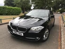 BMW 520d 2012 EfficientDynamics BluePerformance DIESEL,LONG MOT,FULL SERVICE HISTORY, BIG SAT NAV