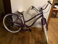 "Real Verve Women's Hybrid Bike 16"""