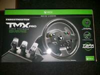 CHEAP!!! X BOX TMX Pro Steering Wheel with T3PA Pedals