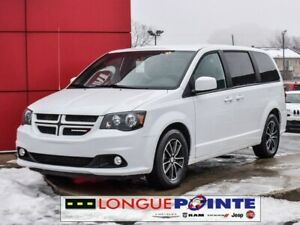 2018 Dodge Grand Caravan GT- CUIR- BLUETOOTH - CAM DE RECUL