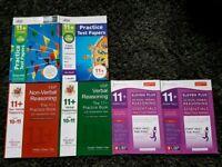 11+ Test Practice Test Paper Books