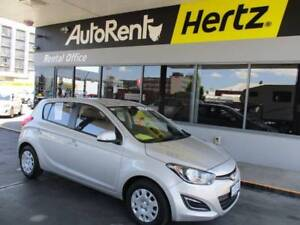 2014 Hyundai i20 Hatchback Hobart CBD Hobart City Preview