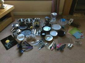 FULL KITCHEN AND DINING SET - EXCELLENT CONDITION