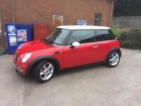 Mini Cooper swap or sale