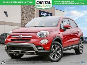 2016 Fiat 500X Trekking * Proximity Entry * AWD * Keyless Start*