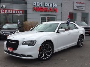 2015 Chrysler 300 S| BACKUP CAM| REMOTE START| 20 ALLOYS| HTD ST