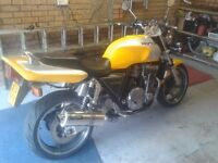 HONDA CB 1000 BIG ONE EXCELLENT BIKE SERVICE HISTORY