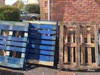 5 pallets free to a good home!