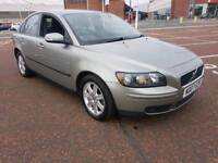 2007 VOLVO S40 DIESEL 1.6 WITH ONLY 70000 GENUINE MILES