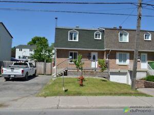 269 999$ - Jumelé à vendre à Pointe-Aux-Trembles / Montréal-