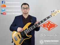 Guitar, Bass & Music Theory Lessons in Banbury/Bicester - From £20!