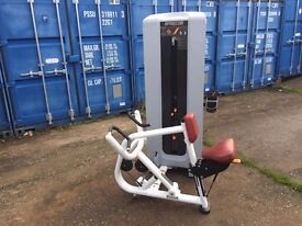 PRECOR SEATED ROW MACHINE