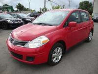 2012 Nissan Versa 1.8 SL CVT Rouge-Red