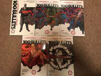 100 Bullets Graphic Novels 1-5