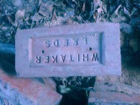 Used old bricks