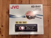 JVC Car CD player KD-R410