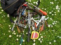 Bag of Various Tools