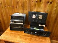 Job lot car stereos £10.00 Navigations etc Untested