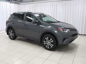 2017 Toyota RAV4 HURRY!! DON'T MISS OUT!! LE AWD SUV w/ HEATED S