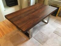 New Sheesham Wood Coffee Table Retail £499!