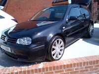 VW GOLF // 1.4 //PRIVATE PLATE // 2003 // MINT CONDITION // PX BARGAIN