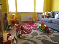 Registered Childminder - Duloch Park area, Dunfermline