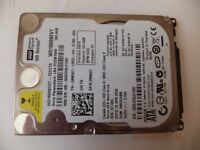 2.5 in SATA Hard Drive 160GB for Laptop