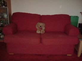 2-SEATER SOFA with new replacement covers