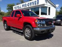 2010 GMC Canyon SLE 4WD...Off-road pkg, Chrome alloys,Very clean