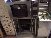 COMMERCIAL CATERING CONVENCTION OVEN CUISINE DINING RESTAURANT BAR CAFE PATISSERIE BAKERY TAKEAWAY