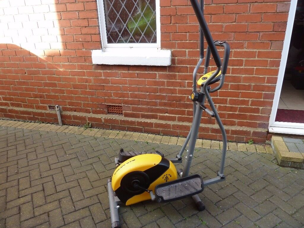 Gold Gym Cross Trainer Delivery Available
