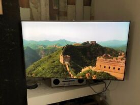 Samsung fantastic-looking 46in LCD TV with edge LED lighting