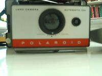 Polaroid automatic land camera Vintage