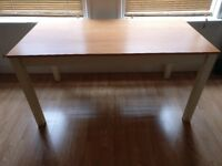 Large Wood Kitchen / Dining Table