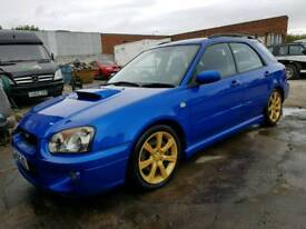 Subaru Impreza 2.0 WRX Wagon.. 55 Plate