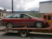 Volvo v40 D'S 1.9 engine 2002