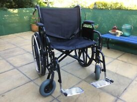 Large Mobility WheelChair. SOLD, SOLD